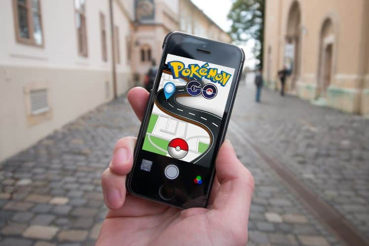 app pokemon go- crear juego movil